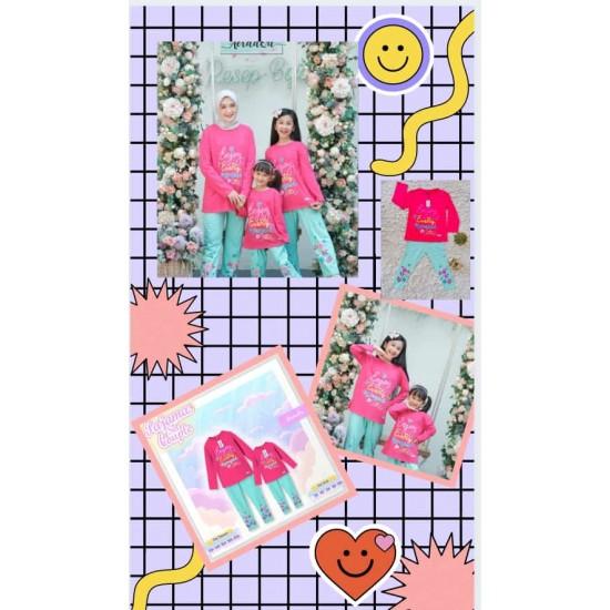 Pajamas Set Couple Aeraaqu Kids Fanta