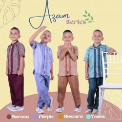 Baju Koko Anak Azam Series