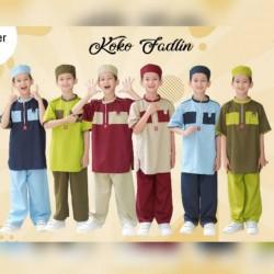 Koko Anak Fadlin Series