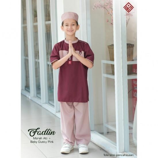 Koko Anak Fadlin Coksu - Maroon