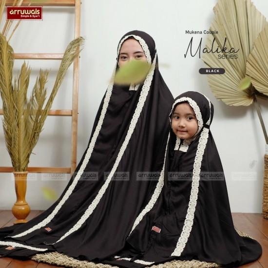 Mukena Malika Series Black