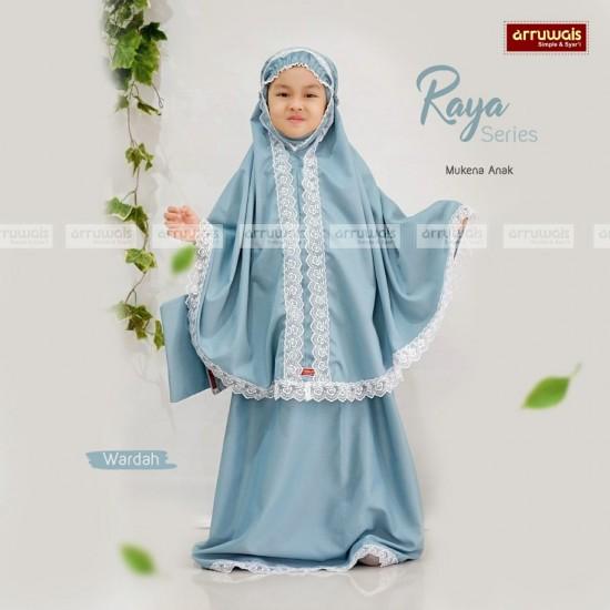 Mukena Rayya Series Blue