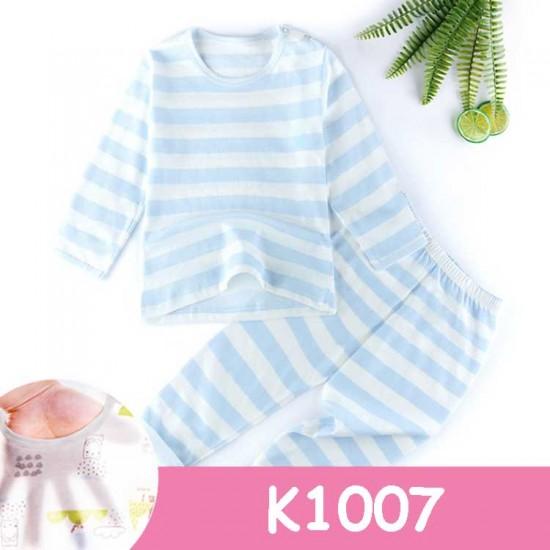 Baju Tidur Anak Lengan Panjang K1007
