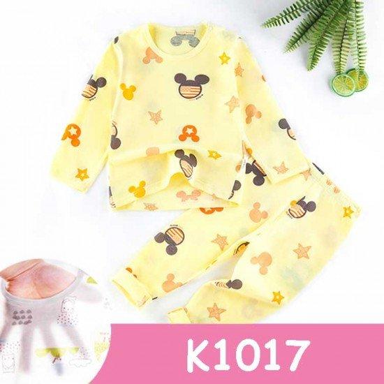 Baju Tidur Anak Lengan Panjang K1017