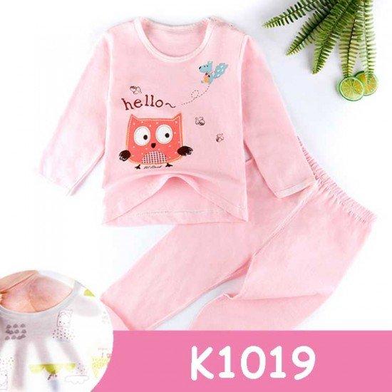 Baju Tidur Anak Lengan Panjang K1019