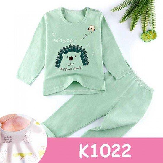 Baju Tidur Anak Lengan Panjang K1022