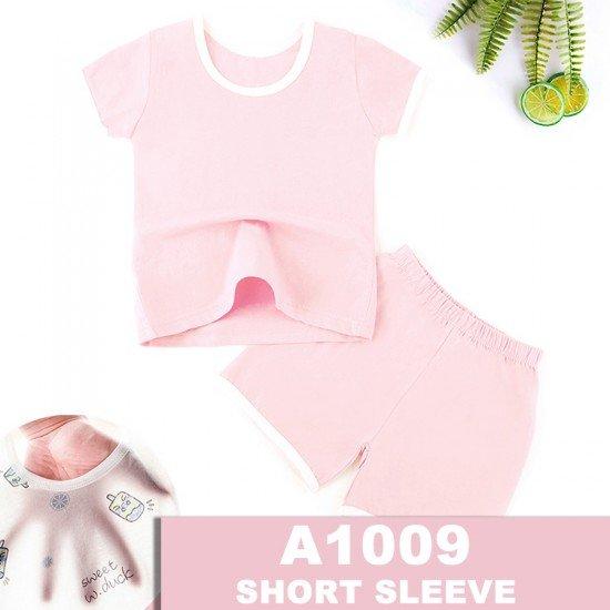 Baju Tidur Anak Lengan Pendek A1009