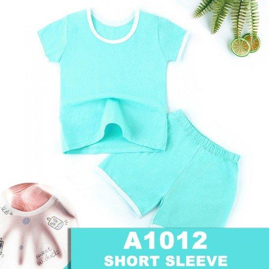 Baju Tidur Anak Lengan Pendek A1012