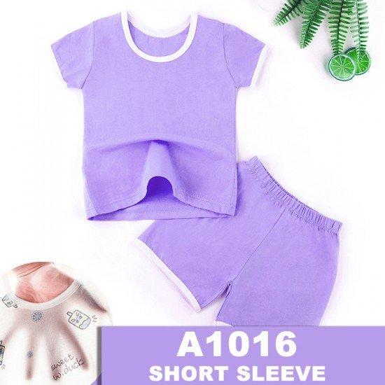 Baju Tidur Anak Lengan Pendek A1016