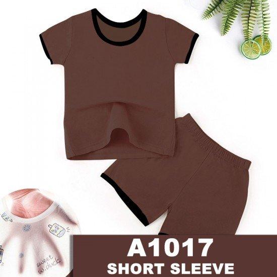Baju Tidur Anak Lengan Pendek A1017
