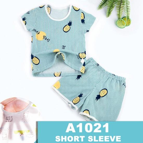 Baju Tidur Anak Lengan Pendek A1021