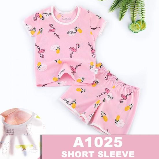Baju Tidur Anak Lengan Pendek A1025