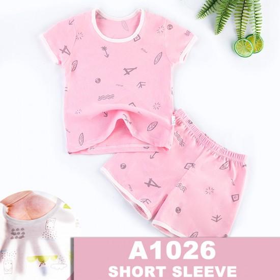 Baju Tidur Anak Lengan Pendek A1026