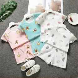 Baju Tidur Anak Lengan Pendek