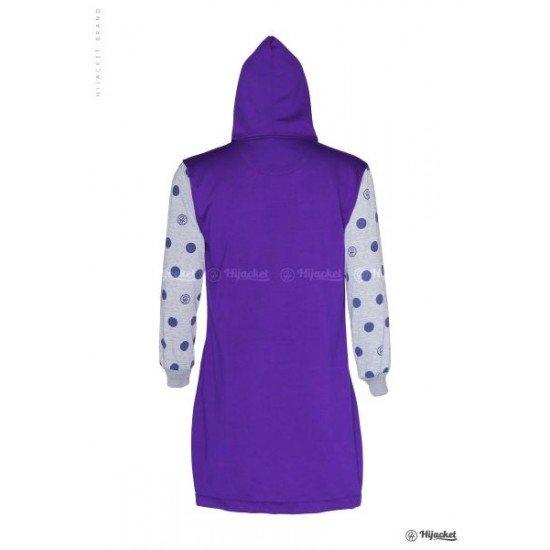 Hijacket Adeeva Purple