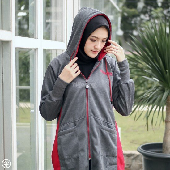Hijacket Avia Dark Grey