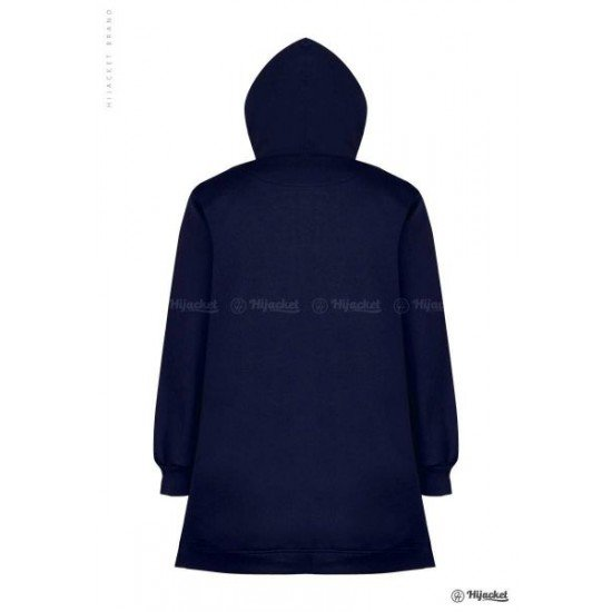 Hijacket Basic Navy Grey