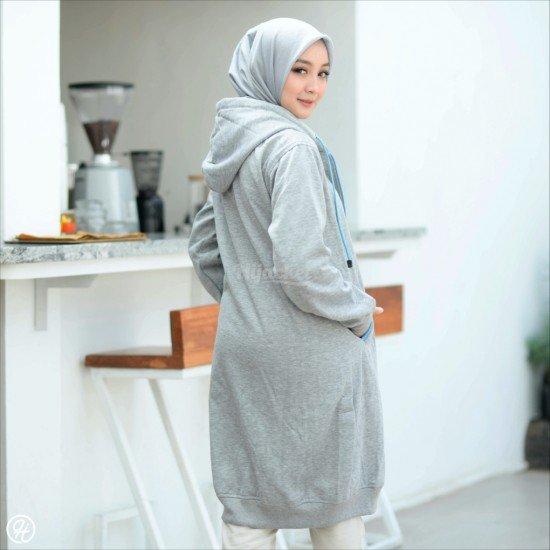 Hijacket Basic Grey Turkish
