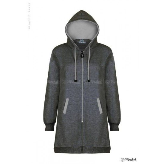 Hijacket Basic Misty Grey