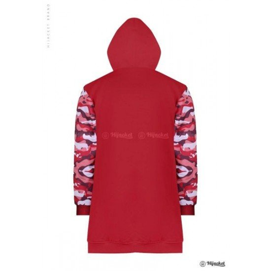 Hijacket Camouflashion Ruby