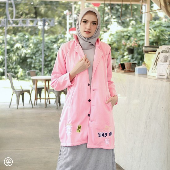 Hijacket Elma Peachink