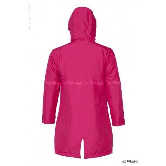 Hijacket Ixora Deep Pink