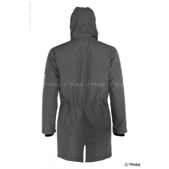 Hijacket Montix Grey