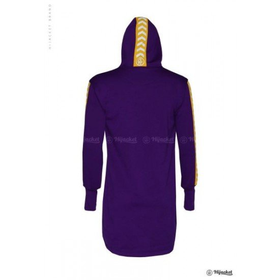Hijacket Naura Purple