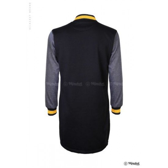 Hijacket Qadira Raven Grey