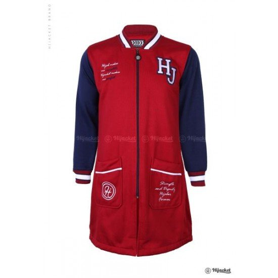 Hijacket Qadira Ruby Blue