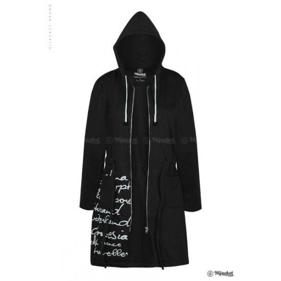 Hijacket Urbanashion Raven Black