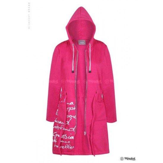 Hijacket Urbanashion Rose Pink