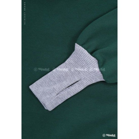 Hijacket Yukata Green