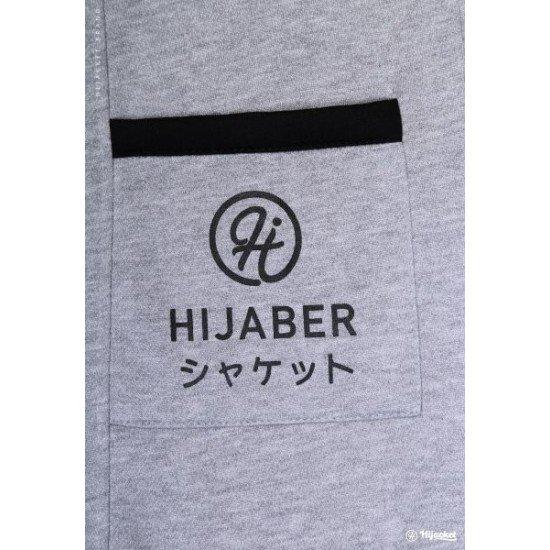 Hijacket Yukata Grey