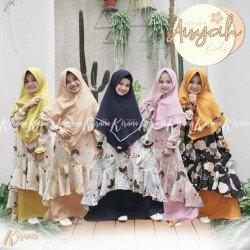 Gamis Anak Aisyah Series