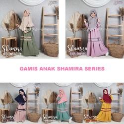 Gamis Anak Shamira Series