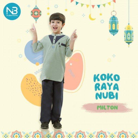 Koko Anak Raya Kids Milton