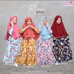 Gamis Anak Fatima Series