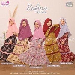 Gamis Anak Rafina Series