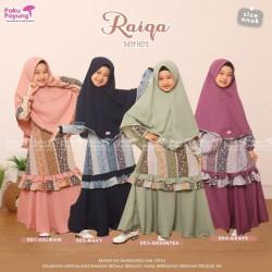 Gamis Anak Raiqa Series
