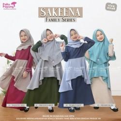 Gamis Anak Sakeena Series