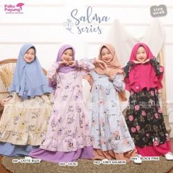Gamis Anak Salma Series