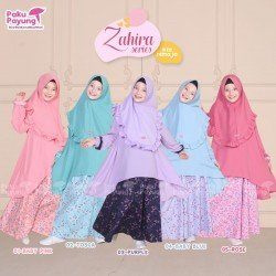 Gamis Remaja Zahira Series