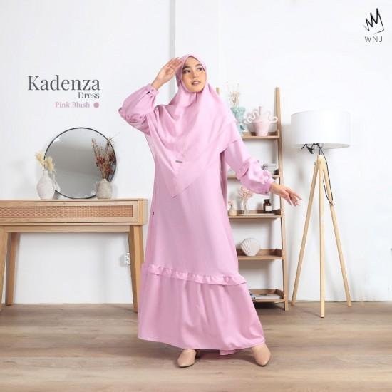 Gamis Dewasa Kadenza Dress Pink Blush