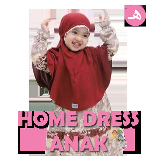 Home Dress Anak